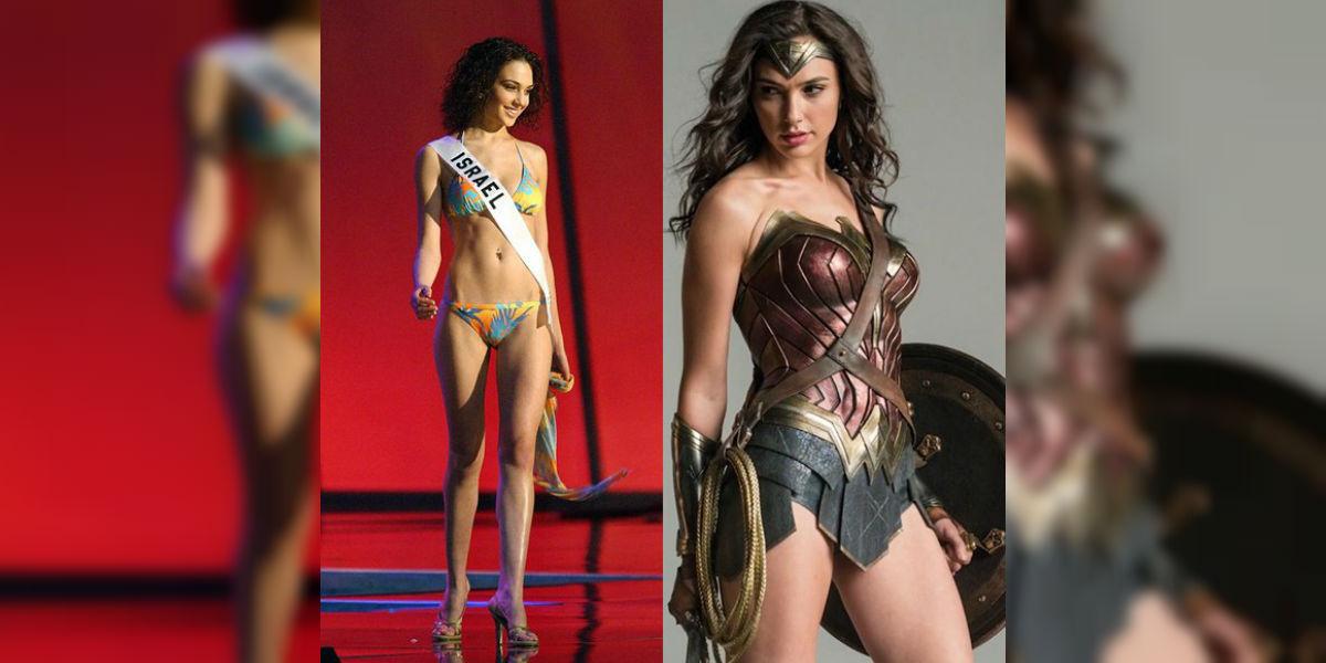 """Así lucía la """"Mujer Maravilla"""" cuando participó en Miss Universo"""