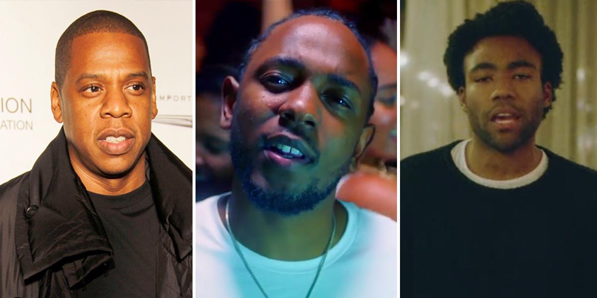 El rap pisa fuerte en las nominaciones a los Grammy
