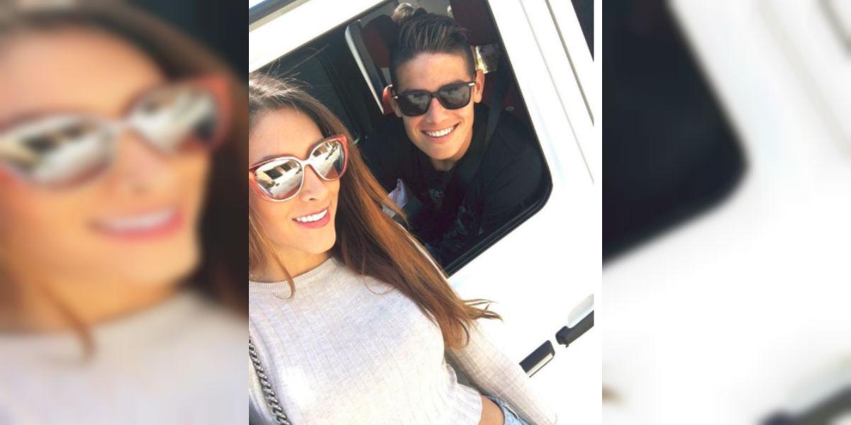 Por estas fotos, aseguran que James Rodríguez se reconcilió con Daniela Ospina