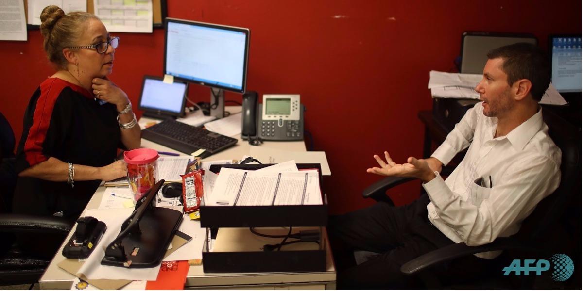 Empresas contratan personas menos agraciadas - Foto: JOE RAEDLE / GETTY IMAGES NORTH AMERICA / AFP