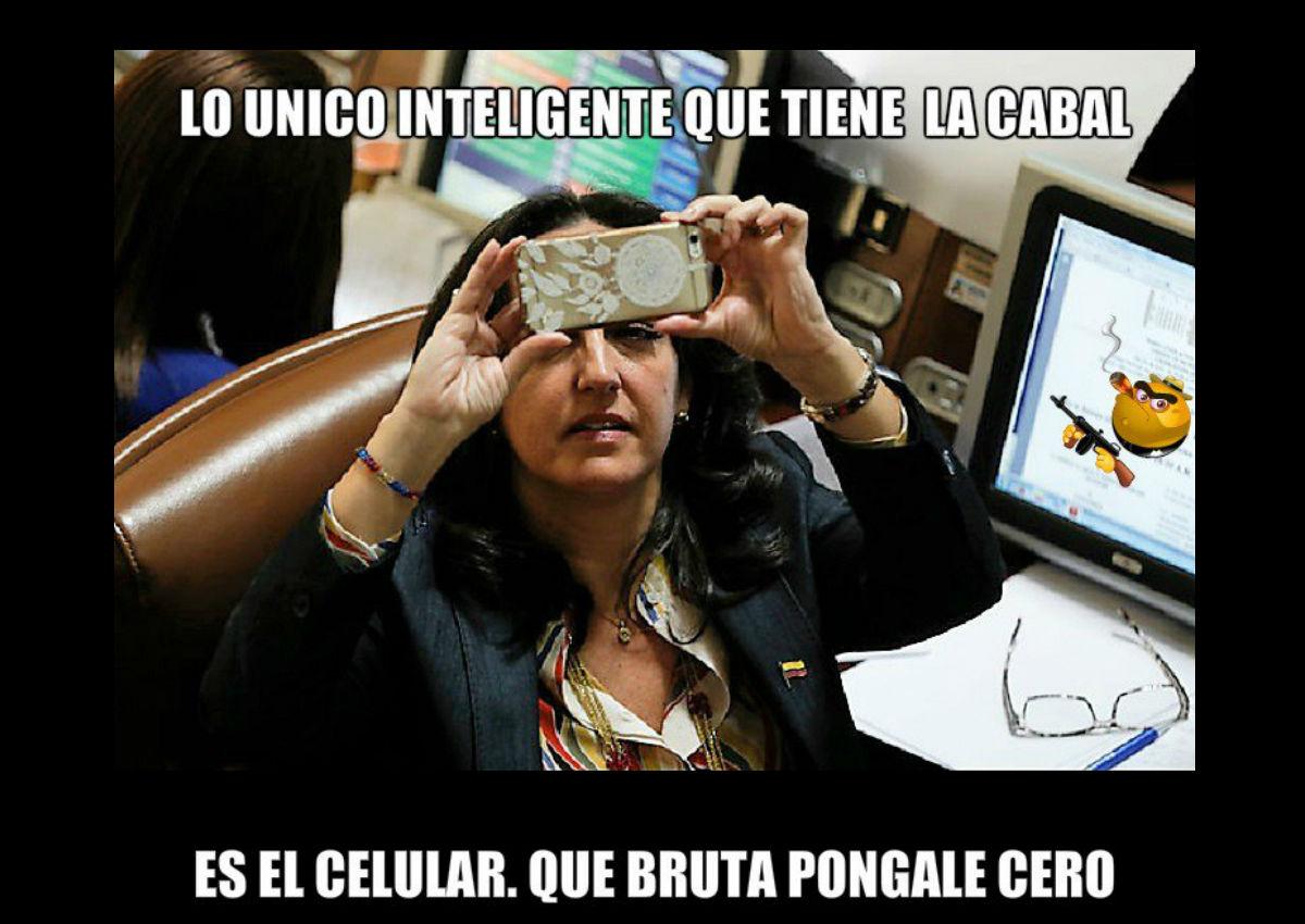 Los mejores memes por la última 'perla' de María Fernanda Cabal