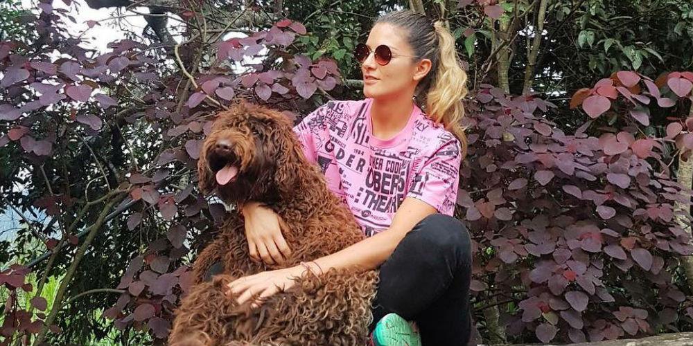 Natalia Jerez está embarazada