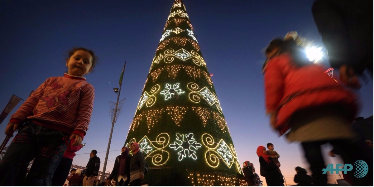 Cuide su bolsillo en diciembre - Foto: SAFIN HAMED / AFP