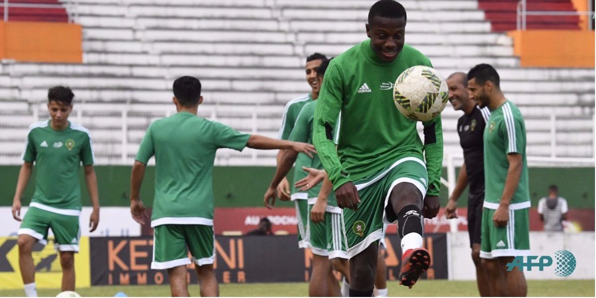 Marruecos estará en el Mundial de Rusia - Foto: ISSOUF SANOGO / AFP
