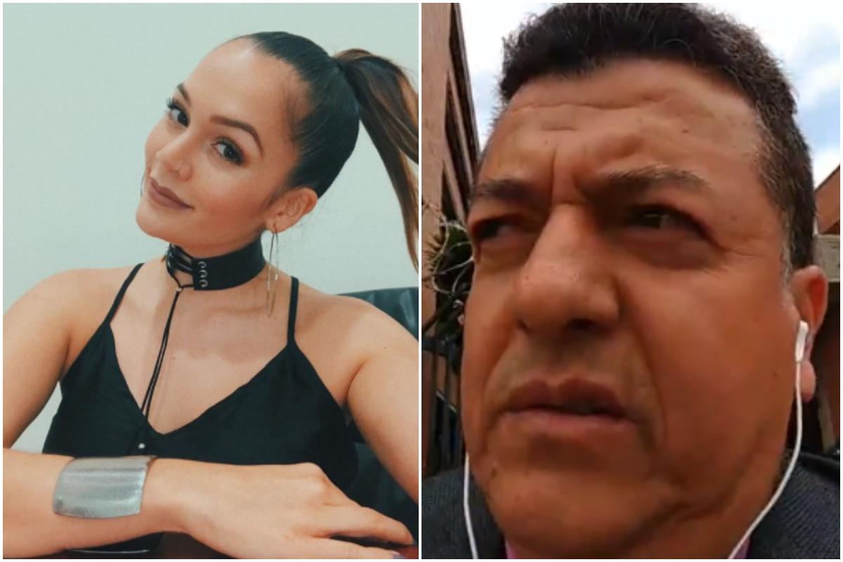 Con este video, Hugo Ospina le pidió disculpas a Lina Tejeiro