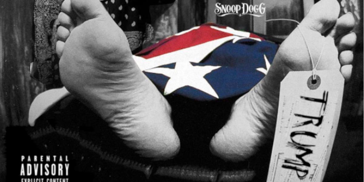 Polémica portada de Snoop Dog para su nuevo álbum