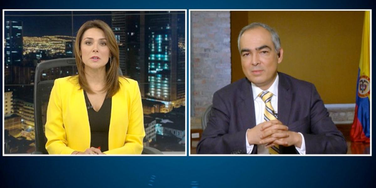 'Congreso siempre le cumple al país', Rivera sobre reglamentación en Cámara de Ley Estatutaria