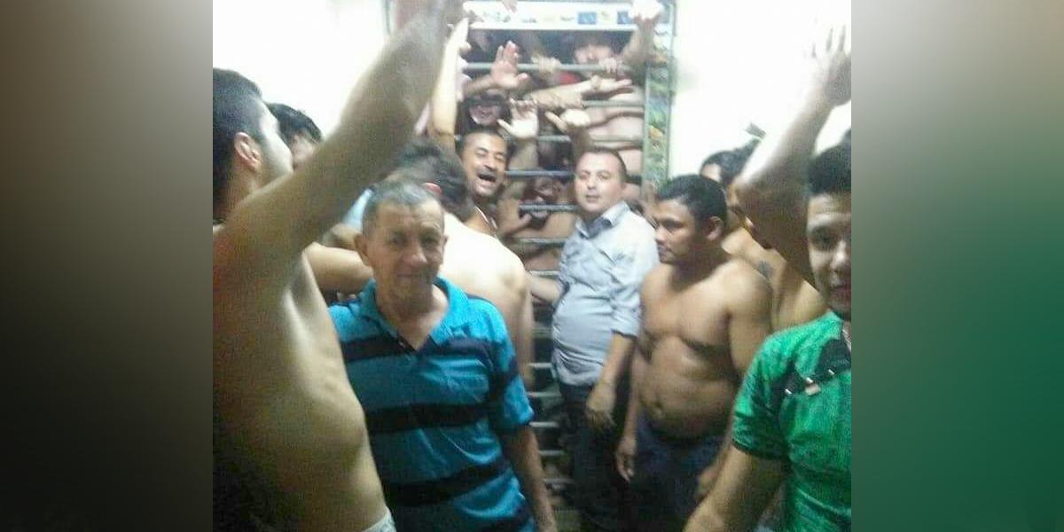 Virus tiene en alerta a internos de la cárcel Bellavista en Antioquia