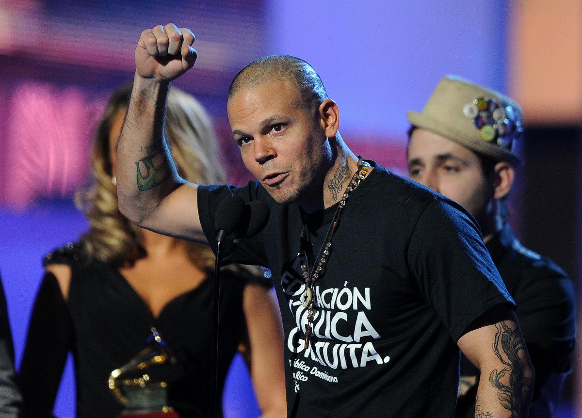 «No trabajo pensando en los Grammy»: 'Residente' y sus polémicas declaraciones