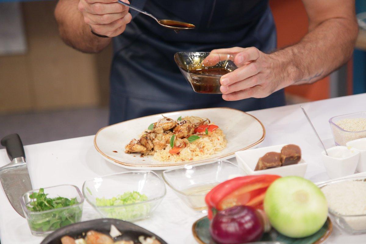 Receta de Leo: Prepara un delicioso pollo en salsa teriyaki