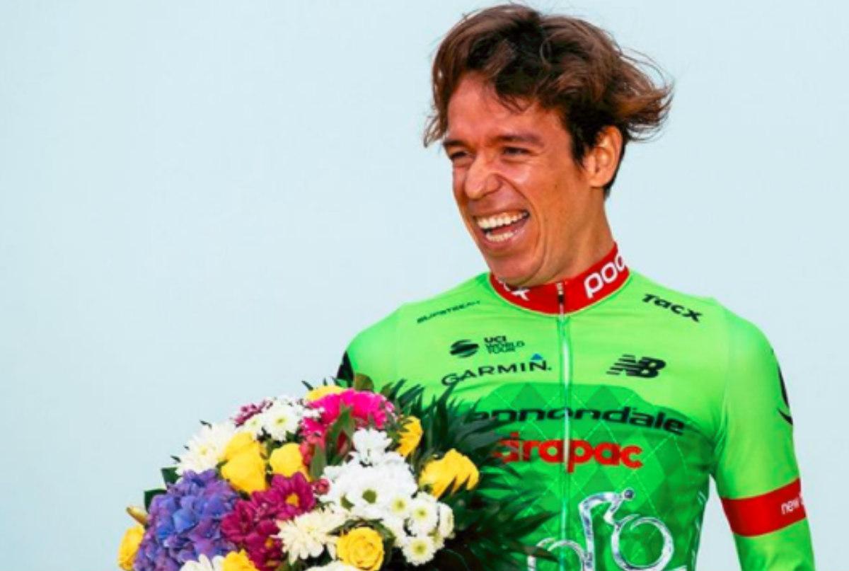 Las respuestas más épicas del ciclista Rigoberto Urán