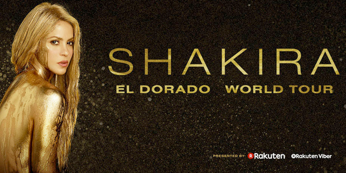 Shakira cancela cuatro fechas más de su gira El Dorado World Tour