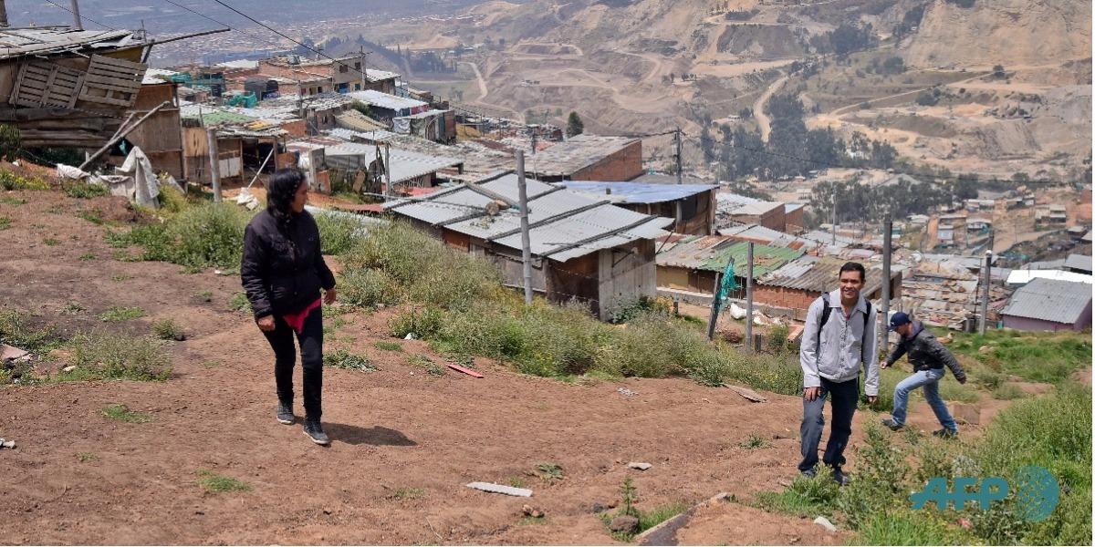 La movilidad es uno de los grandes problemas de Soacha - Foto: GUILLERMO LEGARIA / AFP