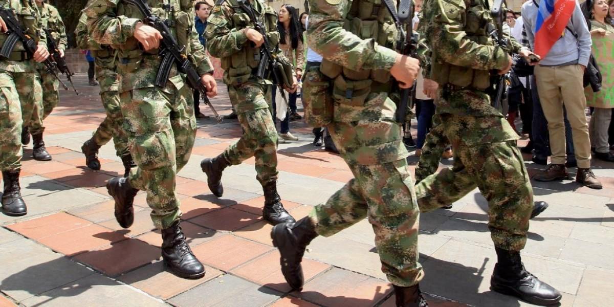 Comando especial del Ejército reforzará la seguridad en Bogotá