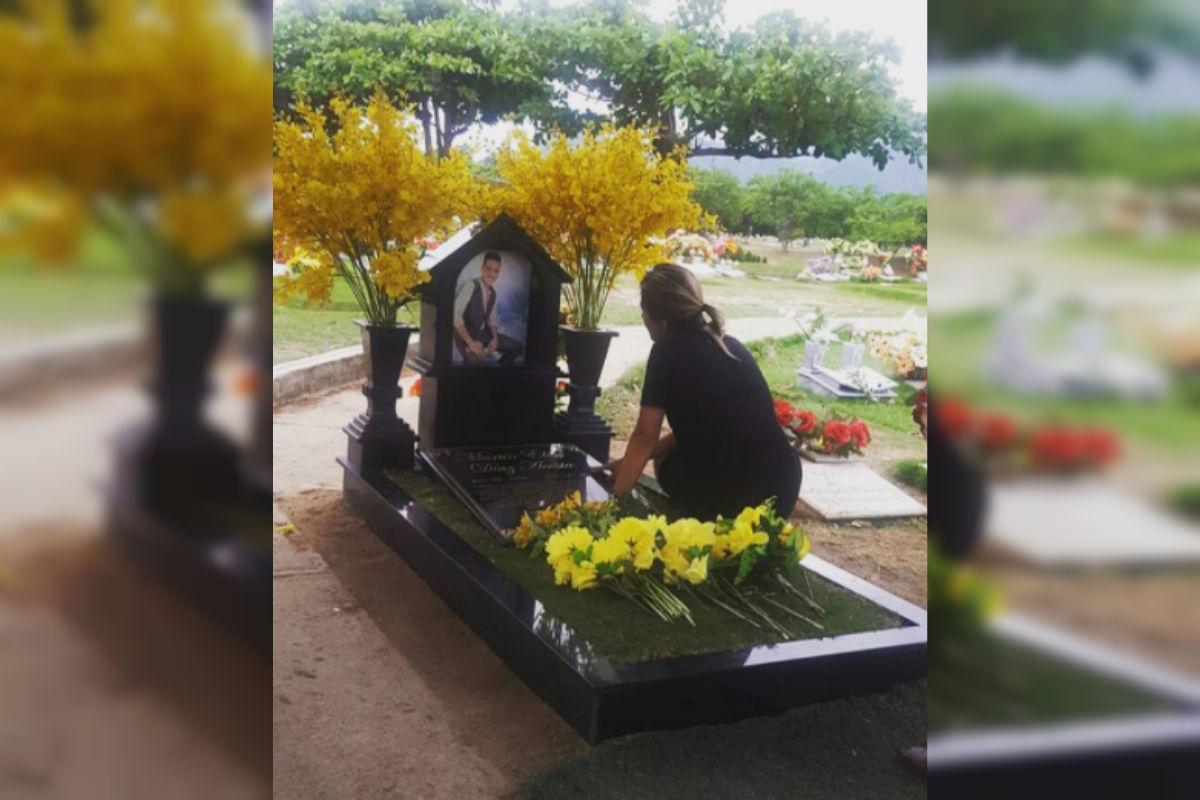 Dayana Jaimes pide respeto para la tumba de Martín Elías