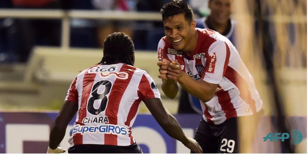 Junior campeón de la Copa Águila - Foto: Leo Caldas / AFP