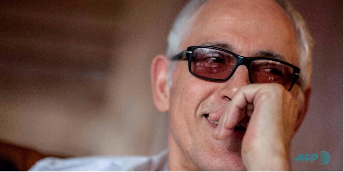 Yordano Di Marzo - Foto: FEDERICO PARRA / AFP