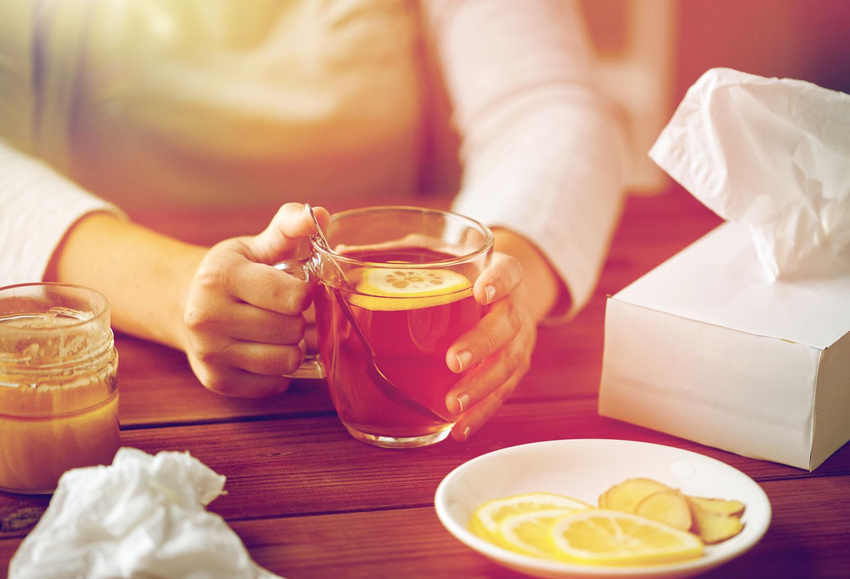 Los alimentos que te ayudarán a combatir el resfriado