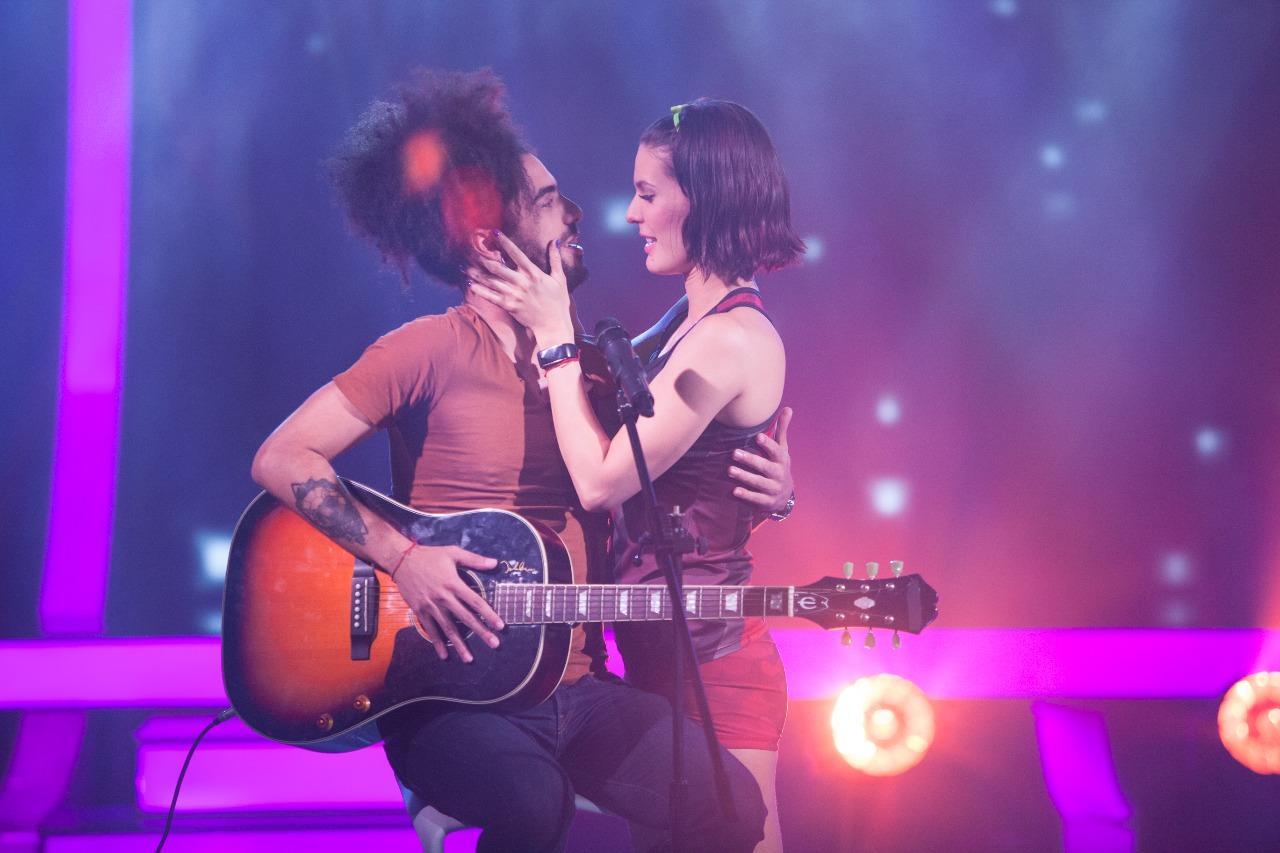 La emotiva serenata que Yisus le dio a Claudia en Guerreros 'La Revancha' / FOTO: Antony Herrera - Digital Canal 1.