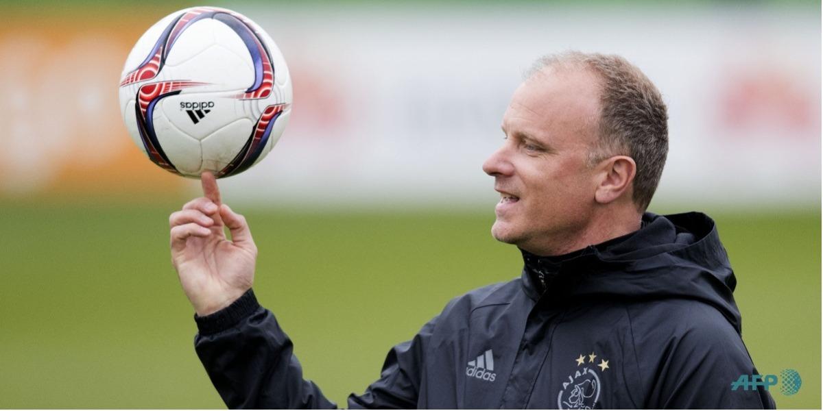 El Ajax se quedó sin técnico - Foto: Olaf KRAAK / ANP / AFP