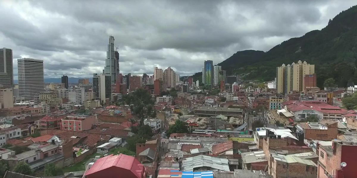 Bogotá es el principal sitio turístico del país