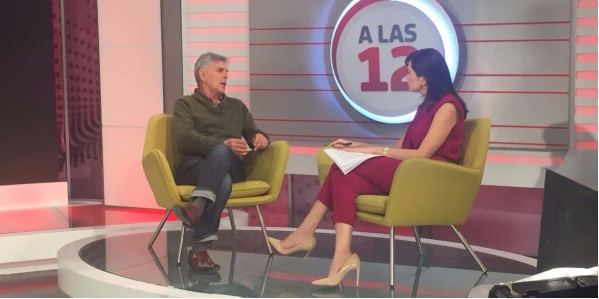 Manuel Busquets combate la violencia contra los niños - Foto: captura de pantalla.