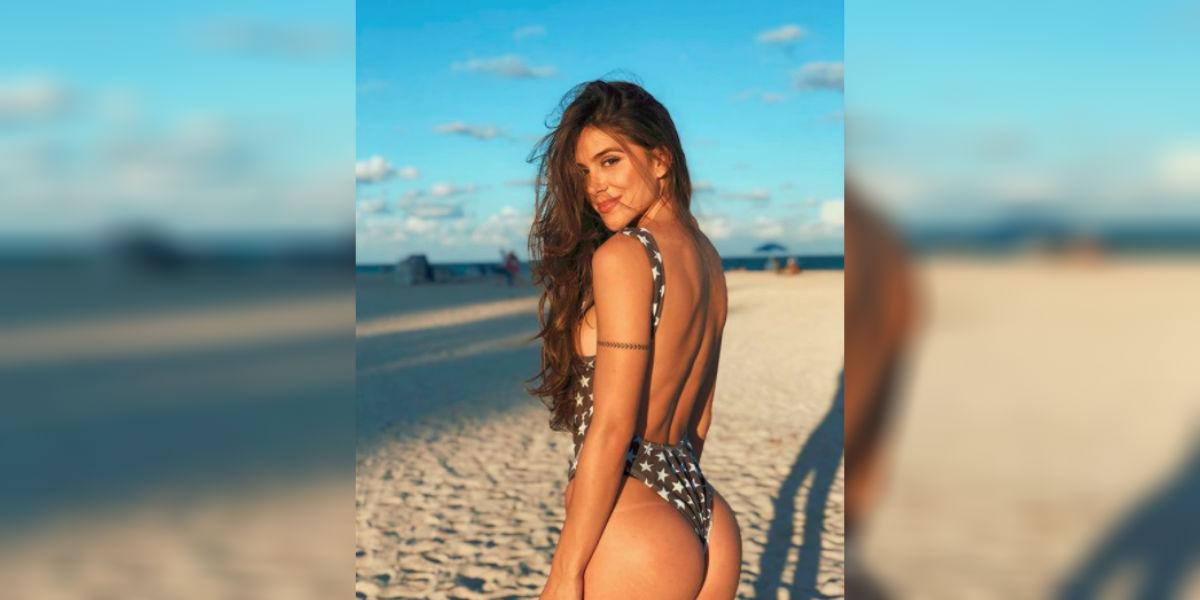 Greeicy Rendón se burla de sí misma con video en el que parece teniendo relaciones