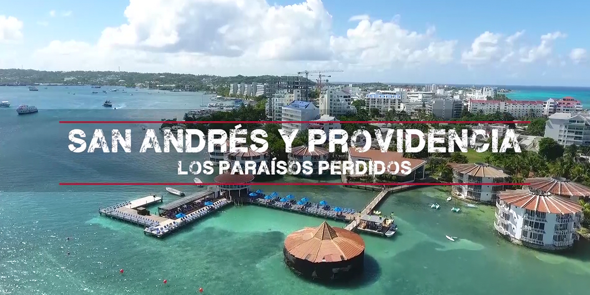 Reportajes con Mauricio Gómez. Última entrega: San Andrés y Providencia 'Los paraísos perdidos'