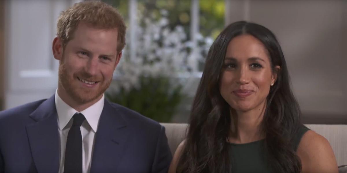 Confirman fecha de la boda del príncipe Enrique y Meghan Markle