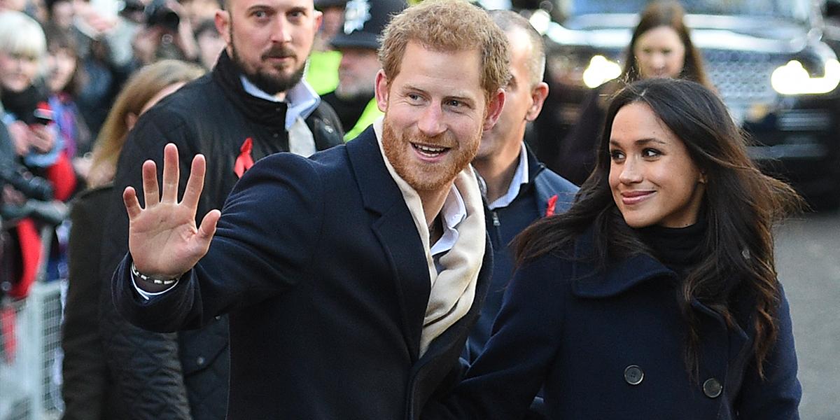 Conozca las fotos oficiales de compromiso del príncipe Harry con Meghan Markle