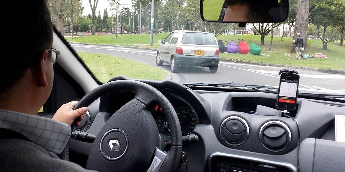 """""""¿Quién la manda a vivir por allá en lo feo?"""": la polémica frase con la que conductor de Uber negó un servicio"""