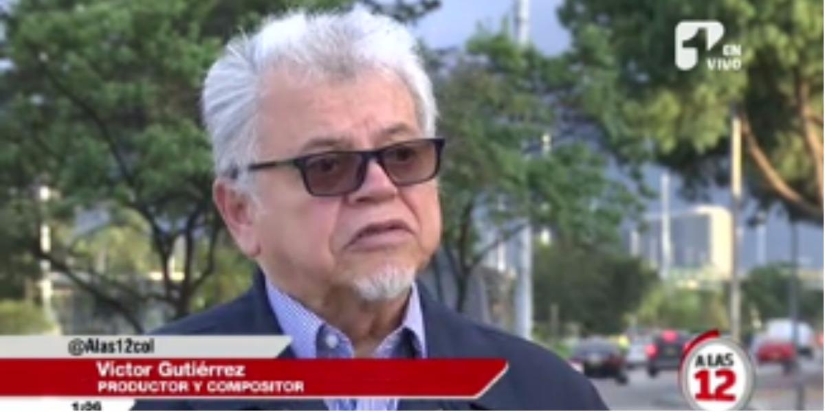 La historia de Vítor Gutiérrez y la música decembrina - Foto: captura de pantalla.