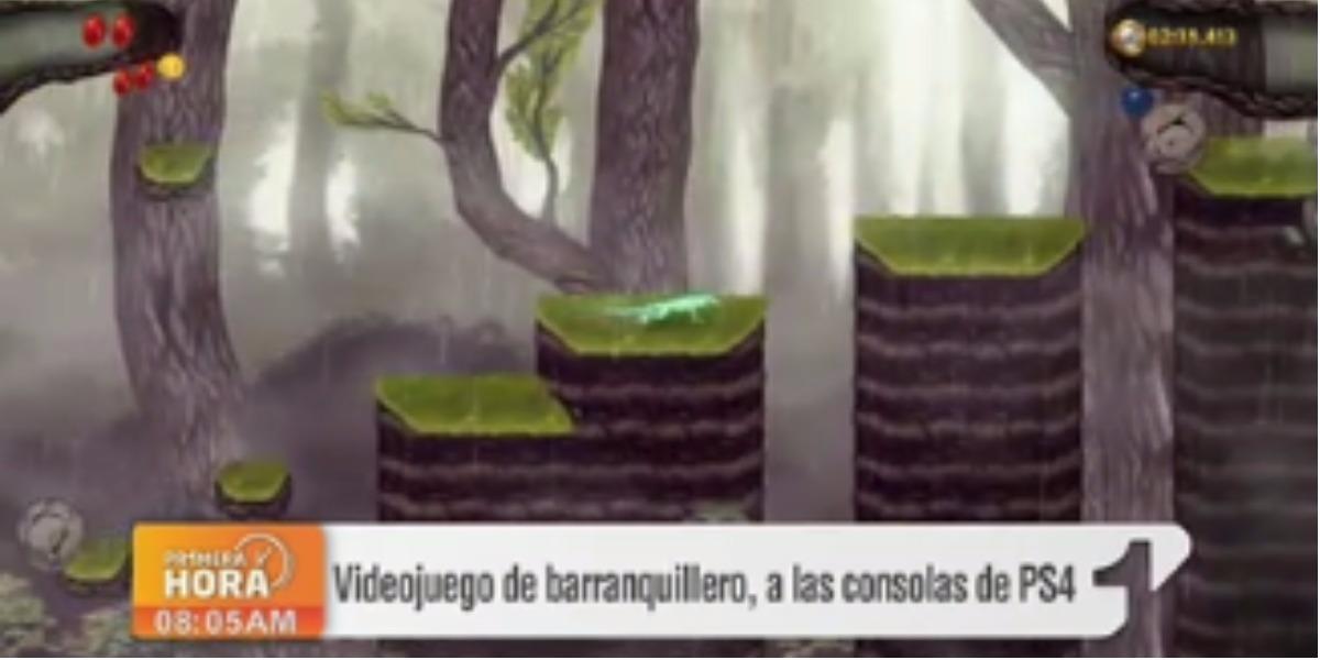 El videojuego colombiano que estará en el PS4 - Foto: captura de pantalla.