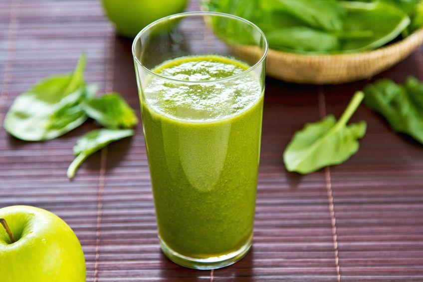 Néctar verde para tener energía toda la semana