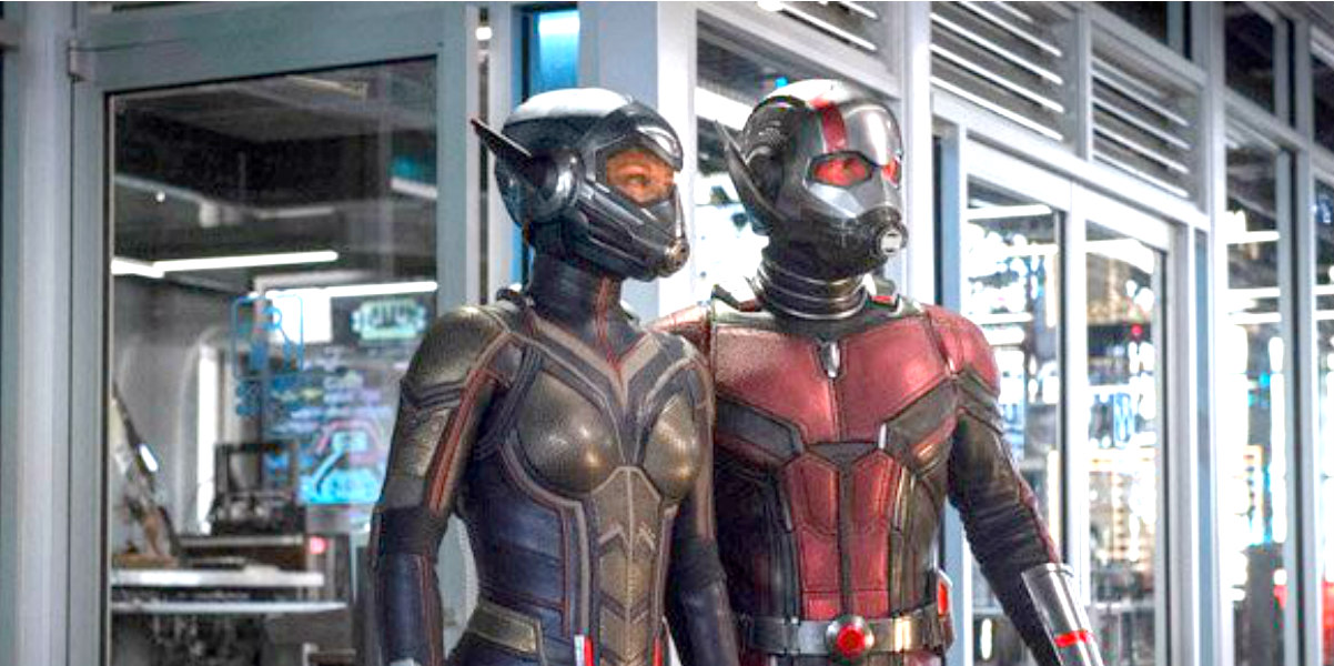 'Ant-Man and the Wasp' presenta su primer adelanto