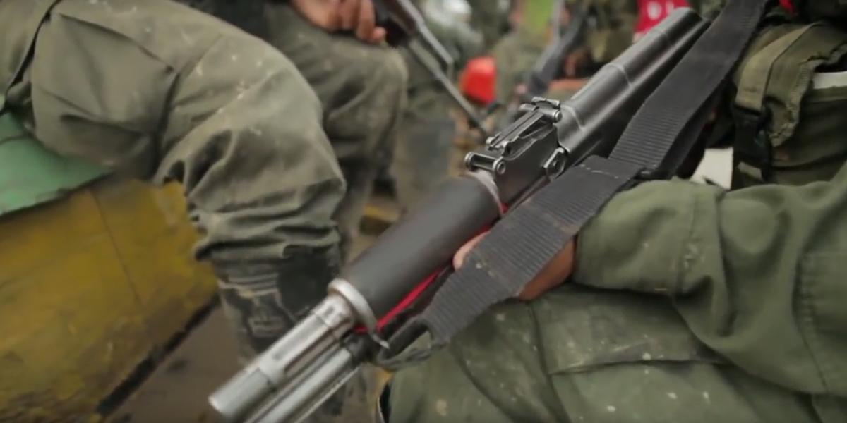 Cinco personas heridas tras ataque armado en Bajo Cauca antioqueño