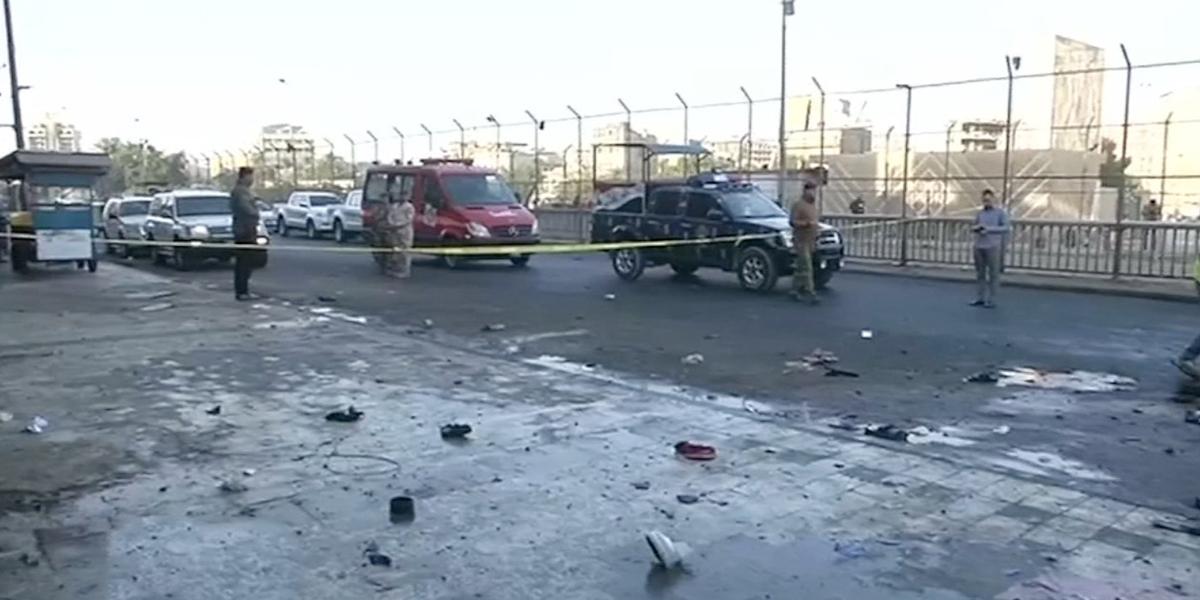 38 personas murieron en Bagdad tras anuncio de victoria contra el EI