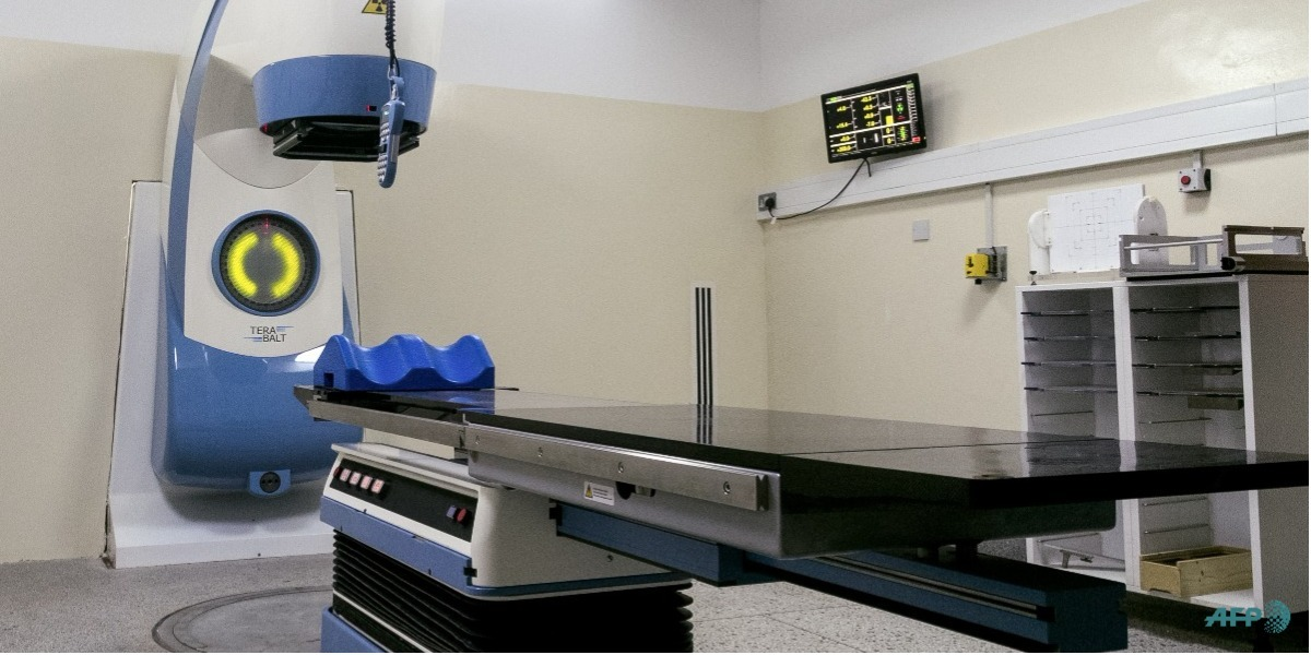 Un examen para detectar todo tipo de cáncer - Foto: SUMY SADURNI / AFP