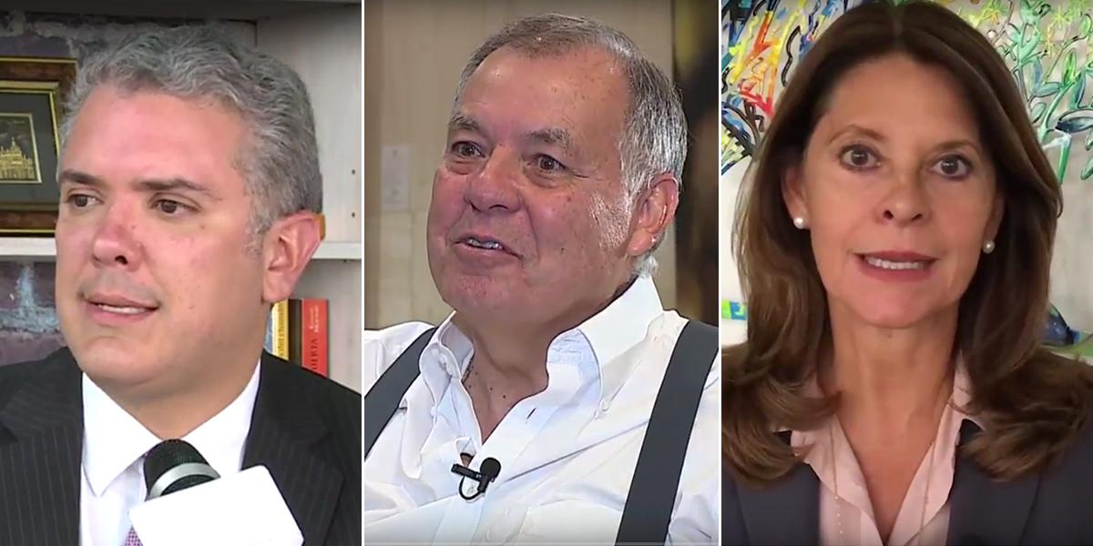 Iván Duque invita a Marta Lucía Ramírez y Alejandro Ordóñez a consulta popular