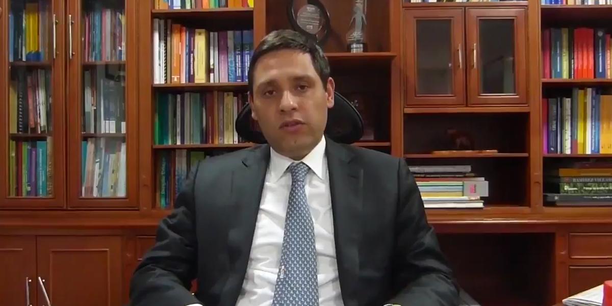 Abren indagación contra Mauricio Lizcano por 'cartel de la toga'