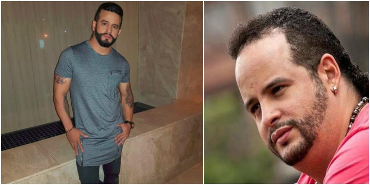 El impactante cambio de apariencia del cantante Nelson Velásquez
