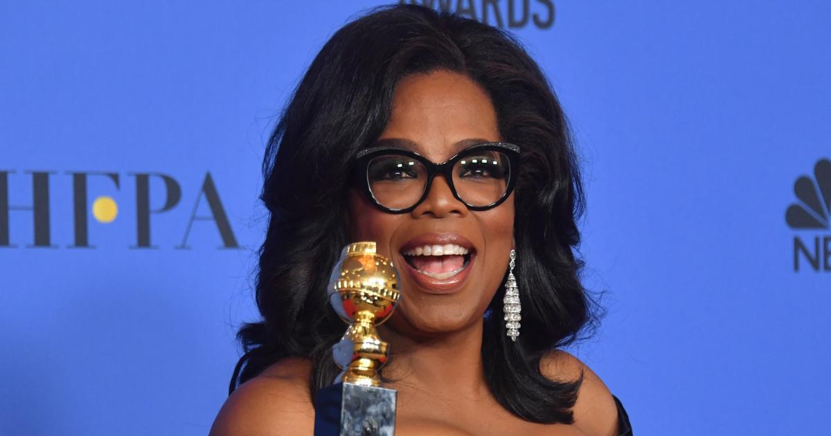 ¿Oprah presidenta de EEUU? Hollywood y sus fanáticos quieren creerlo