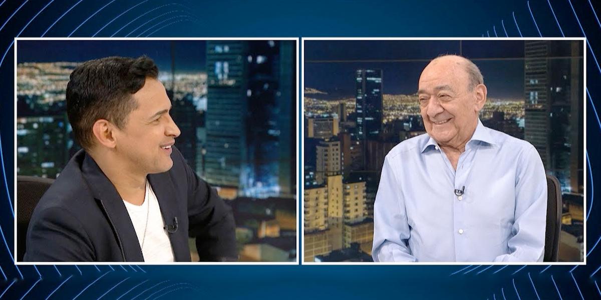 Reviva la entrevista a Jorge Celedón en Pregunta Yamid