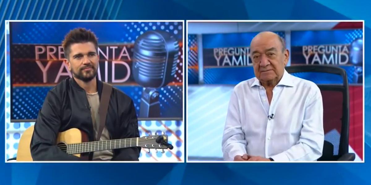 Reviva la entrevista a Juanes en Pregunta Yamid