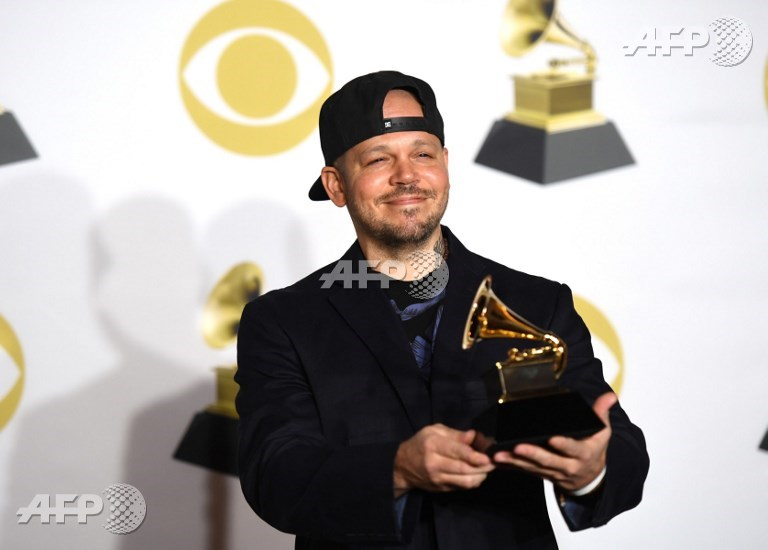 «Residente» gana el Grammy al mejor álbum de rock, urbano o alternativo latino