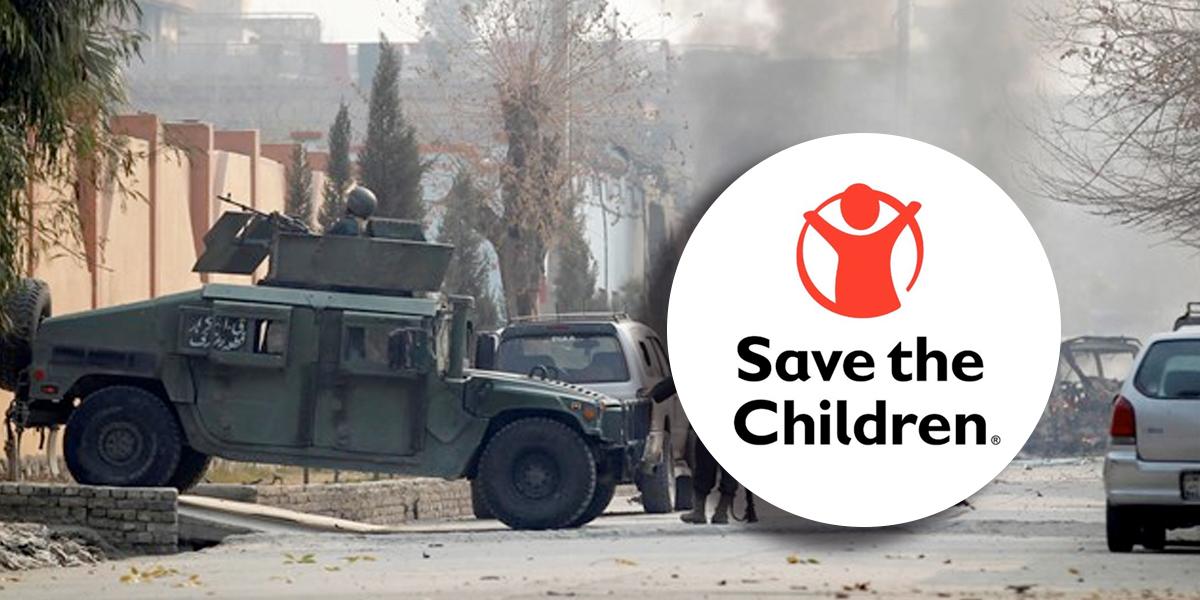Save the Children suspende operaciones en Afganistán tras ataque a su sede