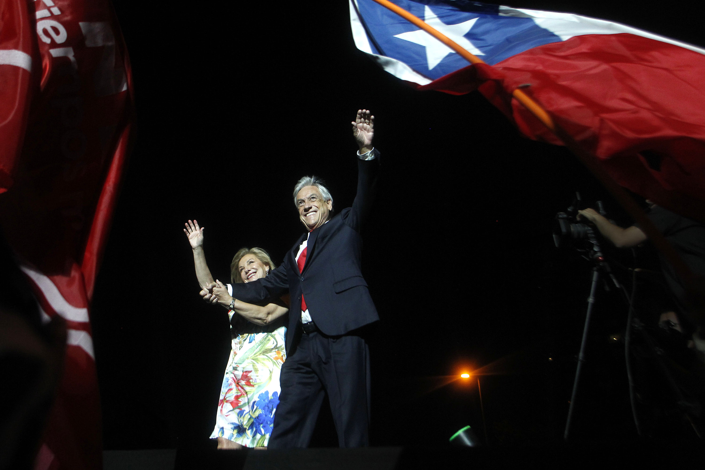 sebastian piñera presidente de chile afp