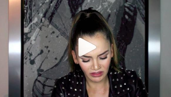 Lina Tejeiro responde a las criticas por vomitar en pleno vídeo de Youtube