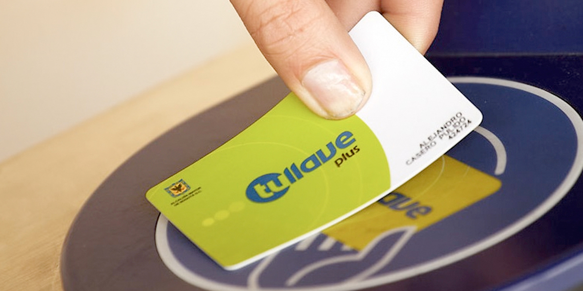 La próxima semana empieza a regir alza de $100 en tarifa de TransMilenio y SITP