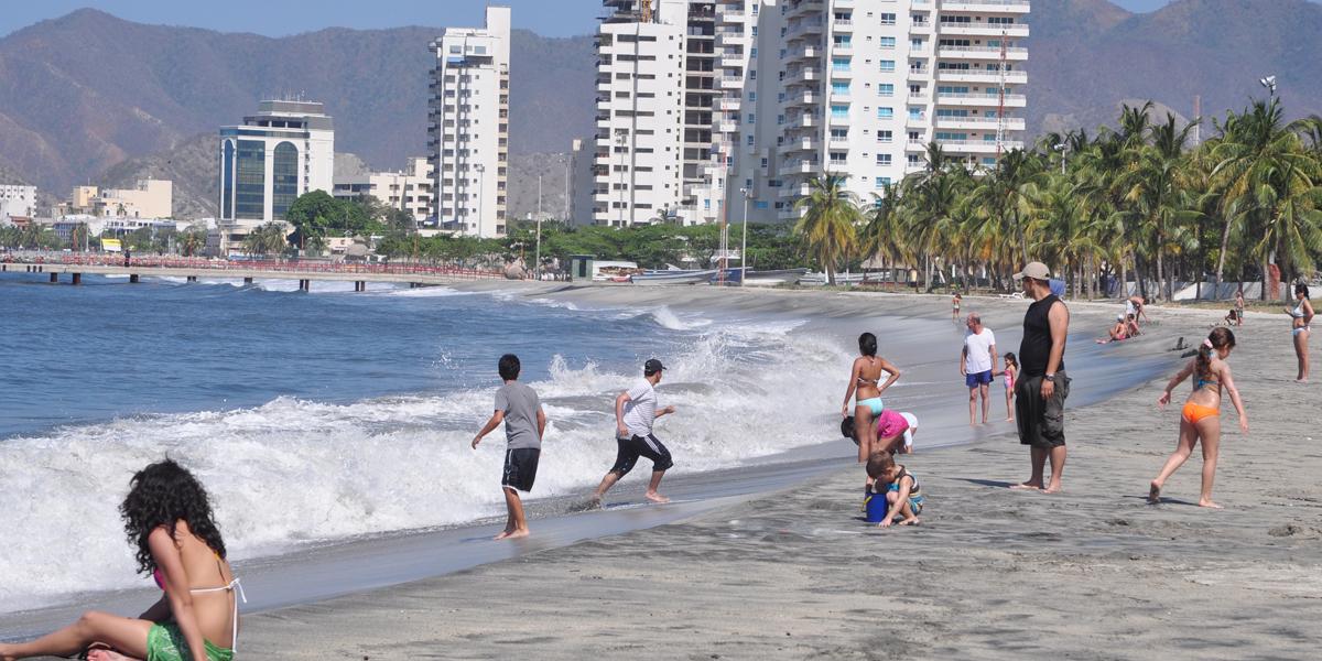 En enero aumentó visita de turistas extranjeros en Colombia